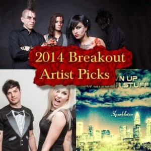 Beneath The Grid - Breakout Artist Picks For 2014